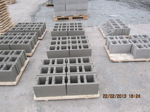 high quality hollow blocks